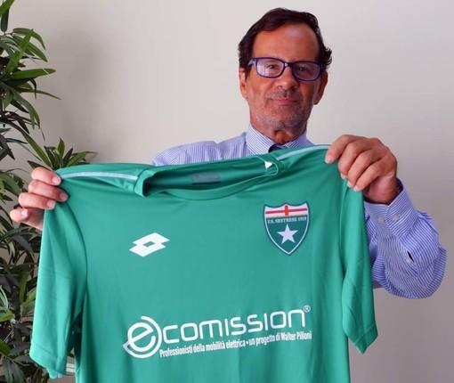 ECOMISSION di Walter Pilloni da oggi è partner della Sestrese Calcio