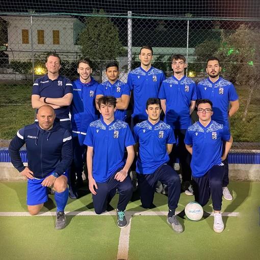 CALCIO A 5/Cittagiardino-Futsal Genova 9-2