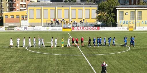 FOSSANO-SANREMESE 2-3 Il resoconto del match