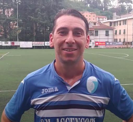 VIDEO San Cipriano-Pro Pontedecimo, il commento di Bruno Fravega