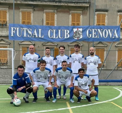 CALCIO A 5 Futsal Genova sconfitto da Bergamo