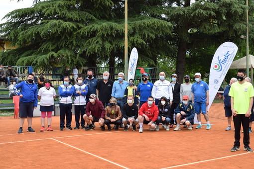 FISDIR, a Garlenda la seconda tappa del Circuito Nazionale di tennis