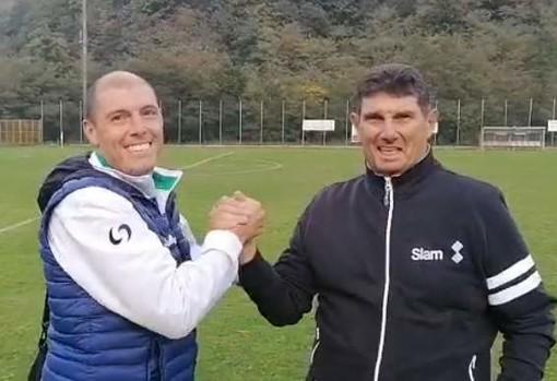 VIDEO Rossiglionese-Campo Ligure il Borgo, intervista doppia Giacobbe & Giacobbe