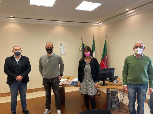 NUOTO/IL COMITATO LIGURE DELLA FIN INCONTRA L'ASSESSORE REGIONALE ALLO SPORT SIMONA FERRO