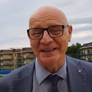 """VIDEO Giulio Ivaldi in visita alle società della Liguria: """"Campionati al via nella seconda parte di settembre"""""""