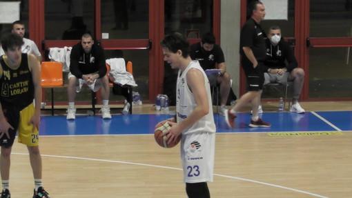Basket - La Tarros Spezia torna vincente a Legnaia e si rivede Petani