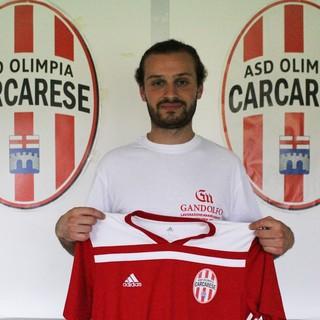 Prima Categoria, colpo Carcarese: Luca Dematteis è biancorosso