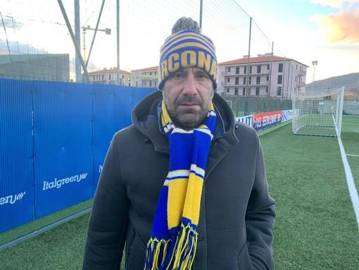 VIDEO/SESTRI LEVANTE-ARCONATESE L'intervista con Giovanni Livieri