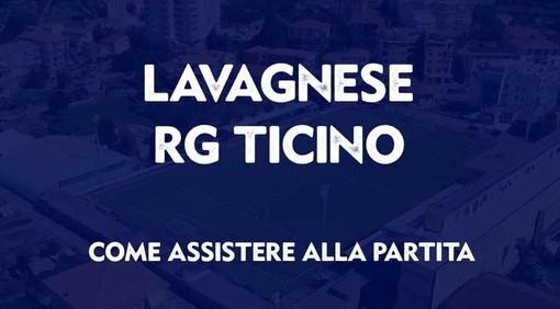 Lavagnese - RG Ticino: le modalità per assistere alla gara