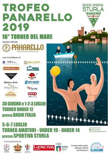 16° Trofeo Panarello-Torneo del Mare
