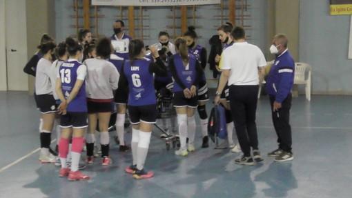 Pallavolo - Il Lunezia Volley chiude la prima fase ricevendo il Tigullio Project
