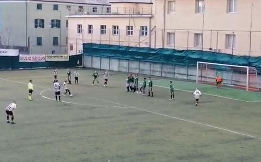 VIDEO Corniglianese-Rossiglionese 0-1 LA SINTESI DEL BIG MATCH
