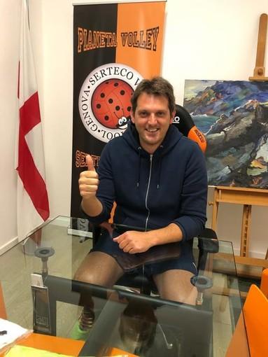 Claudio Mattia entra a far parte dello staff tecnico della Serteco