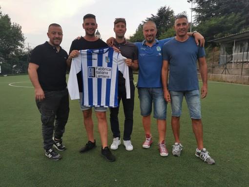 Foto: Ds Di Terlizzi, Cannizzaro, Sardu, il Dg Ternelli e Mister Vacca