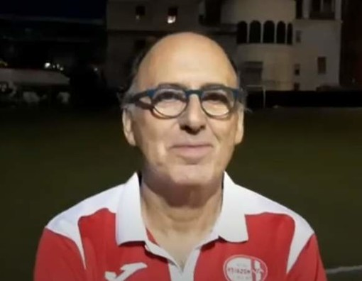 VIDEO/GENOVA CALCIO-SESTRESE Intervista a Beppe Maisano