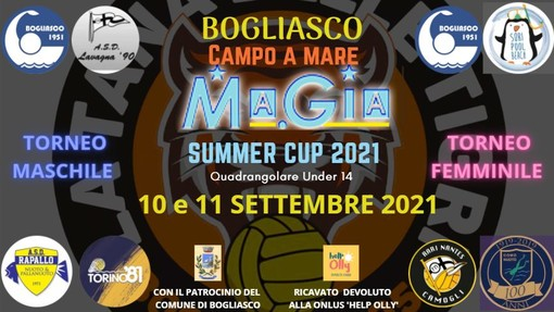 PALLANUOTO Ma.Gia Summer Cup 2021