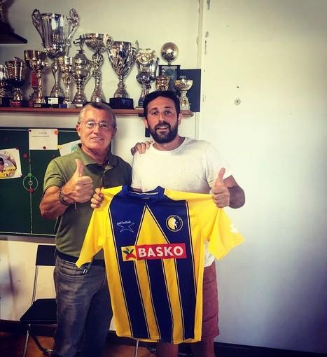 Pasquale Ottonello qui con Luca Malinconico