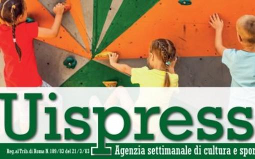 Uispress 41: online il settimanale di cultura e sport sociale