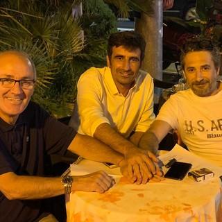"""CITTA' DI COGOLETO Ermano Carrea si presenta: """"Non credevo che qualcuno nel calcio si ricordasse ancora di me"""""""
