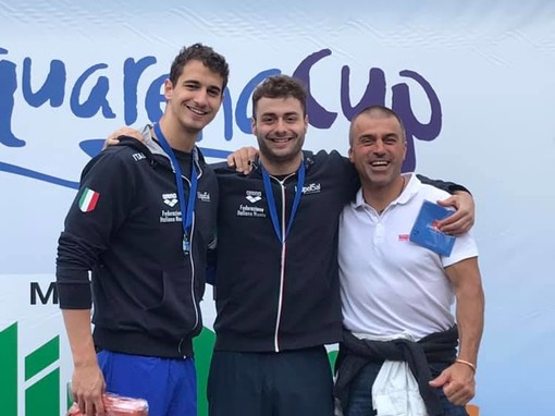 NUOTO Meeting Internazionale Bressanone: Razzetti e Nardini medagliati e in crescita