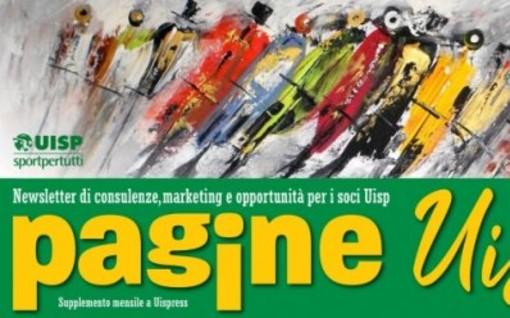 Su Pagine Uisp n. 10 notizie per associazioni e società sportive