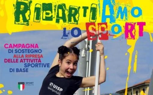 """RipartiAmo lo sport"": al via la campagna nazionale Uisp"