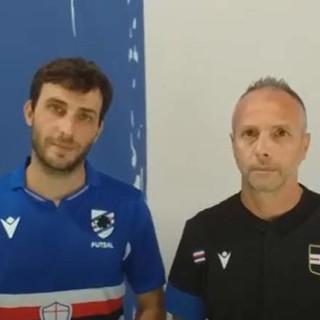 VIDEO/SAMPDORIA FUTSAL Dopo la prima uscita il commento di Ortisi e Lombardo