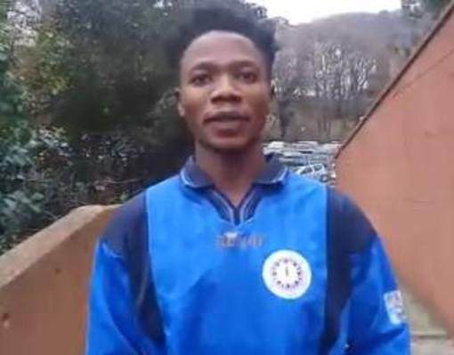VIDEO - Grifone-Ceis 2-3, il commento di Anderson Omorogbe