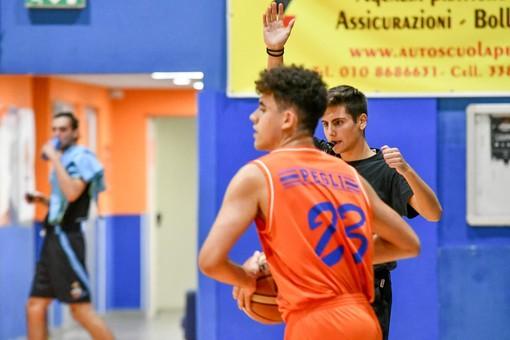 PALLACANESTRO Scatta lunedì 12 aprile l'Under 18 d'Eccellenza per il Basket Pegli