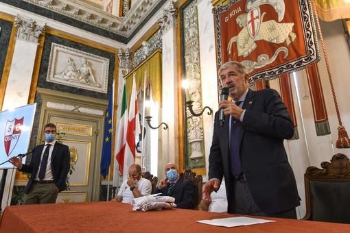 """IL SINDACO BUCCI: """"IREN QUINTO ORGOGLIO DI GENOVA NELLA PALLANUOTO"""""""