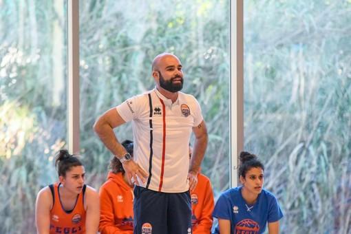 PALLACANESTRO Conte e Costa alla guida delle prime squadre del Basket Pegli