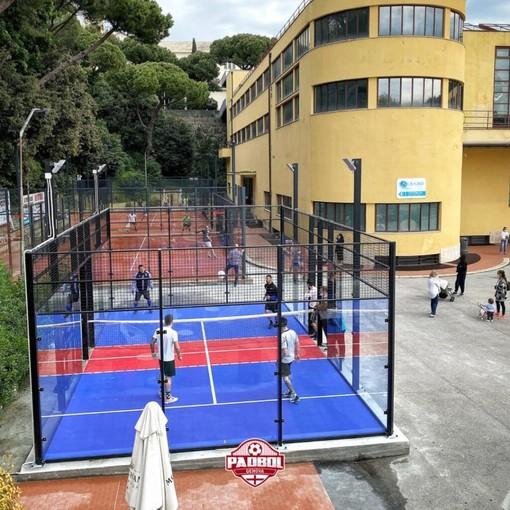 Il Padbol sbarca a Genova! Il mix tra calcio e padel ora è in Arena Albaro!