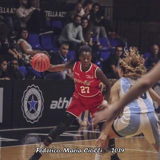 Basket Pegli tessera il talento Keshi Promise