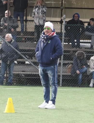 LORENZO PERELLI Quarto anno consecutivo alla guida della Scuola Calcio del Serra Riccò