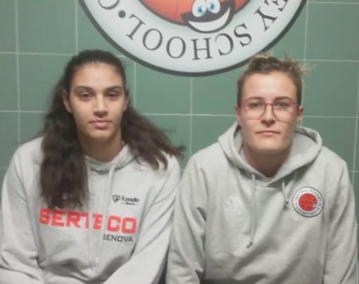 VIDEO B2: intervista a Matilde Parodi e Alessia Cappai