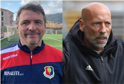VERSO SESTRI-LAVAGNESE Intervista doppia ad Alberto Ruvo e Cristiano Masitto