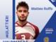 Pallavolo - Matteo Ruffo il centrale che la Zephyr Mulattieri Valdimagra cercava