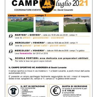 RIVASAMBA Ecco il City Summer Camp