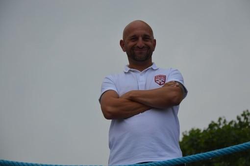 """Mister Ragni """"Felice ed orgoglioso di essere ancora una volta il mister della Genova Beach Soccer!"""""""