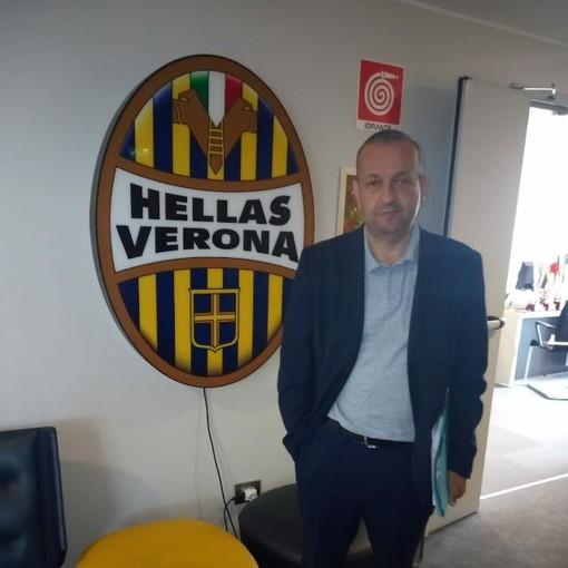 """STEFANO RAGAZZONI """"Voglio candidarmi alle elezioni FIGC in Liguria"""""""