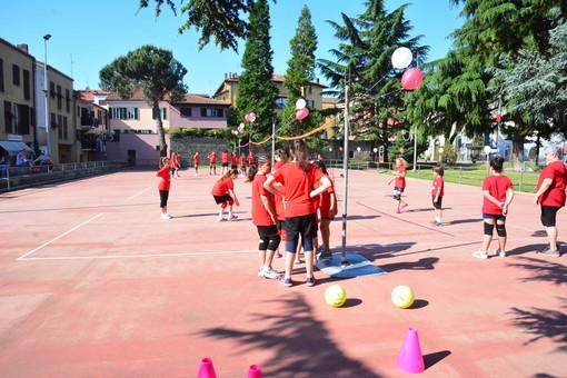 VOLLEY: La Pallavolo Carcare, aderendo all'iniziativa della F.I.PAV. ha partecipato all'evento #volleys3alparco