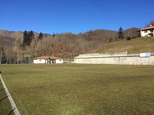Il campo di casa del Santa Maria del Taro