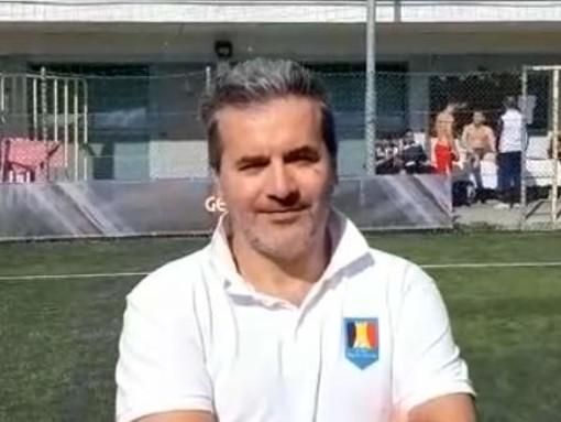 VIDEO Pieve Ligure-Lido Square, il commento di Angelo Sorbello