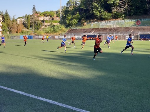 SAMM Prima uscita stagionale: 1-1 col Rivasamba