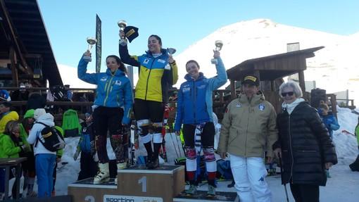 SCI Coppa Liguria:  i vincitori delle prime sfide a Prato Nevoso