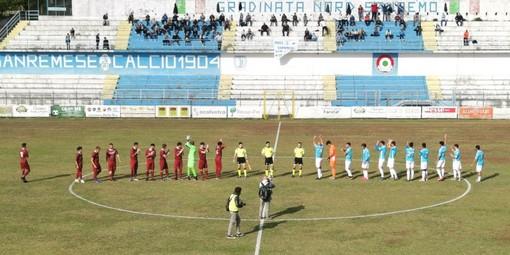 SERIE D Sanremese – Borgosesia 2-0