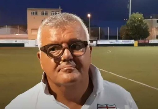 VIDEO/GENOVA CALCIO-SESTRESE Intervista a Corrado Schiazza
