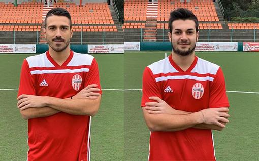 CARCARESE Matteo Spozio e Marco Zizzini ancora in biancorosso