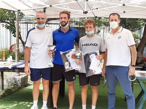 TENNIS Giorgio Cadenasso e Diletta Alessandrelli i vincitori del Memorial Cassottana
