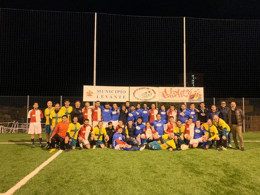 GRANDE SUCCESSO a Quarto Alto per il torneo in favore di We Play Football